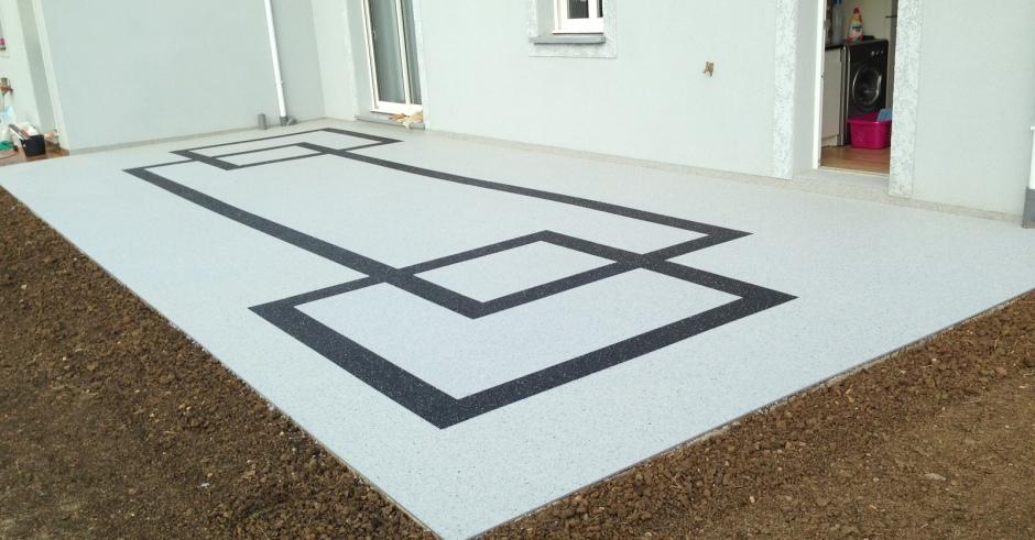 carrelage bton cir simple beton cire pour carrelage salle de bain salle de bains beton cire sur. Black Bedroom Furniture Sets. Home Design Ideas